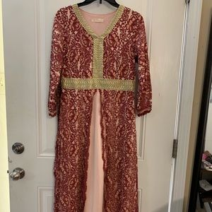 Morocco dress.Size S/M. Used once